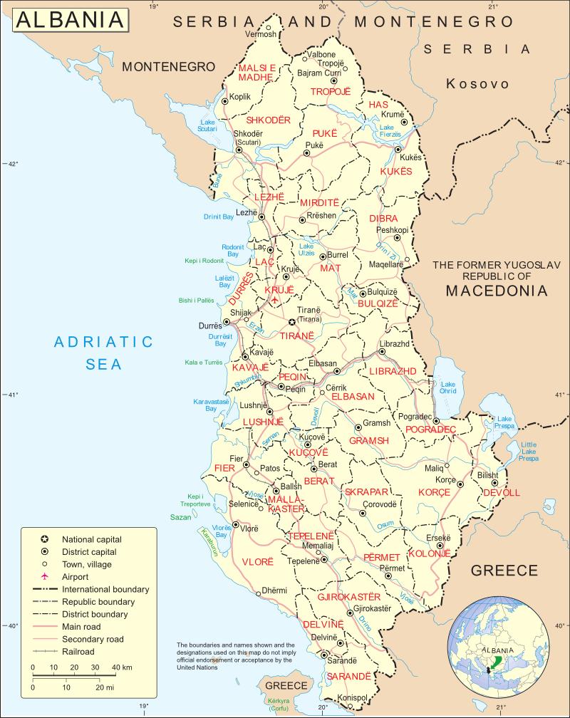 Cartina Puglia Albania.In Albania I Vigneti Tra I Piu Antichi In Europa Il Gusto Del Vino Winetaste